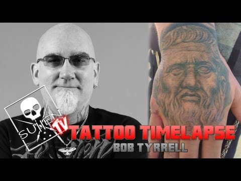 Tattoo Time Lapse - Bob Tyrrell - Tattoos...
