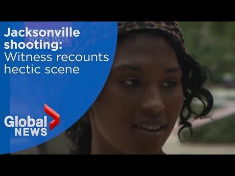 Jacksonville shooting: Witness heard suspect was 'regular gamer'