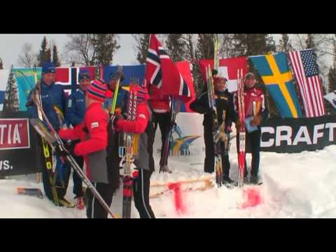 World cup Ski orienteering round 4, Sweden: day 3, Relay