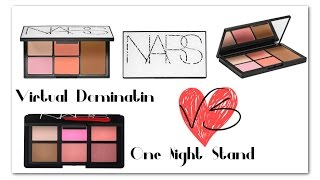 NARS Virtual Domination (2014) and One Night Stand (2013) Review | LoveBezuki Thumbnail