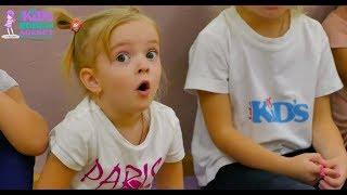 Дети модели это круто? | Children models are cool? 4 занятие LolaKIDS Models Agency.