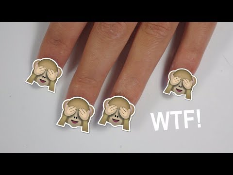 je-reproduis-un-nail-art-a-l'aveugle!♡-(w/lily-nail-art)