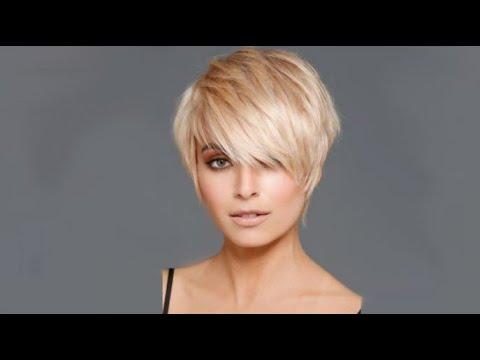 МОДНАЯ СТРИЖКА ПИКСИ для коротких волос  2020.  Для всех видов волос.