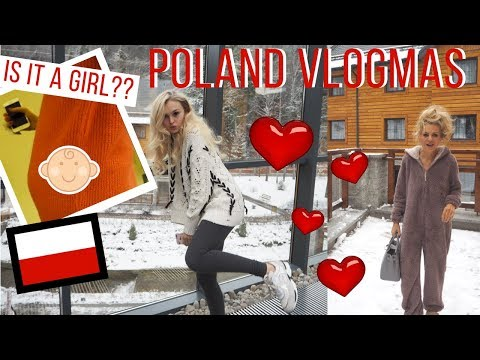 10,000 Calorie Challenge - Buffet Style - Vlogmas Day 8 | MUM FARTED!!! | krynica Poland Vlog |