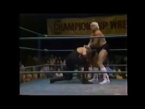 Dusty Rhodes.  Georgia Championship Wrestling 1978