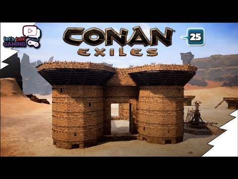 conan exiles how to make coal