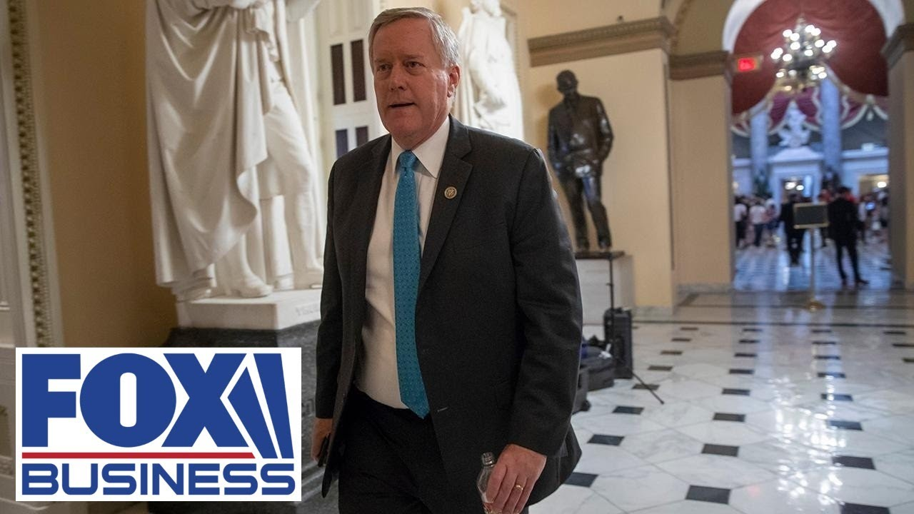 Trump names Mark Meadows new White House Chief of Staff