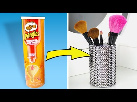 23 STUNNING HACKS FOR YOUR COSMETICS