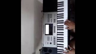 adele skyfall cover piano (casio ctk 6300)