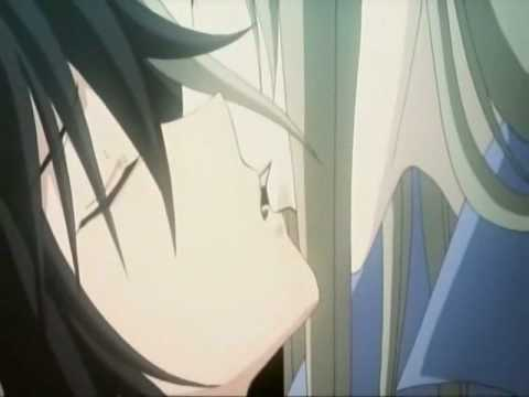 Soubi und Ritsuka Kiss