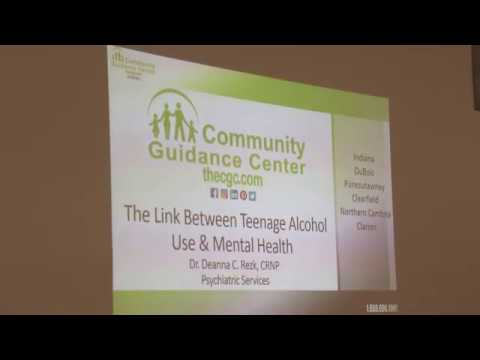 The Link Between Teenage Alcohol Use & Mental Health