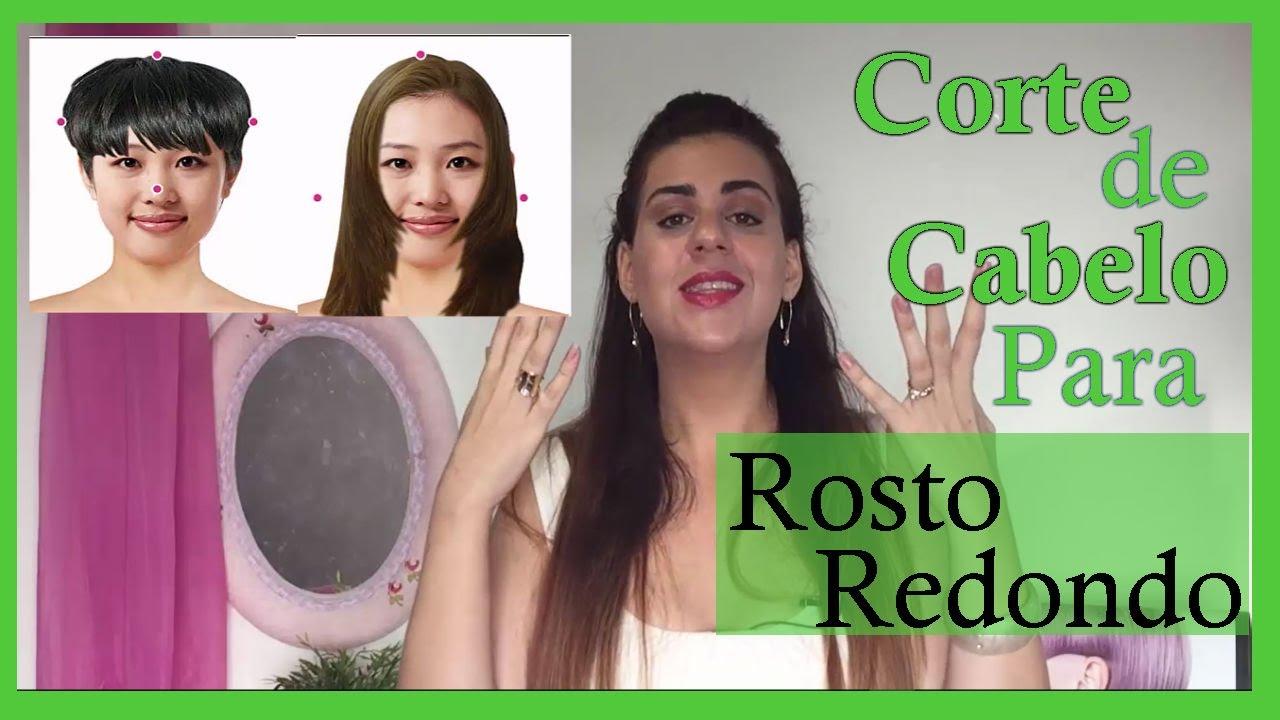 Corte de Cabelo Ideal para Rosto Redondo - YouTube ebb0d15a16