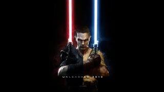 как выбрать любой световой меч в STAR WARS The Force Unleashed II