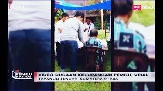 Viral Kecurangan Suara Caleg di Tapanuli, Petugas KPPS Terancam Pidana - Pemilu Rakyat 19/04