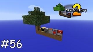 Minecraft Sky Factory 2 - 56 - Modpack Update und Energie [deutsch]