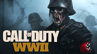 Official Call of Duty® WWII Zombies LEAKED Trailer!