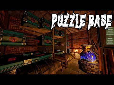 PUZZLE JUMP Bunker Base! (Rust) thumbnail