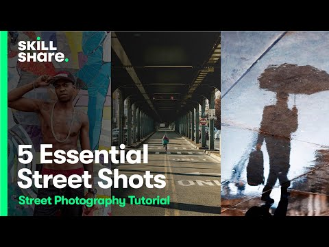 The 5 Essential Street Photography Shots