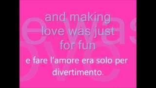 Celine Dion - All by myself - Testo e traduzione