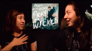 (F**k A) Silver Lining by Panic! at the Disco REACTION Ft.  Abigail Weed