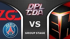PSG.LGD vs EHOME - SUPERB PHOENIX AEGIS SNATCH! - DPL-CDA League 2020 Highlights Dota 2