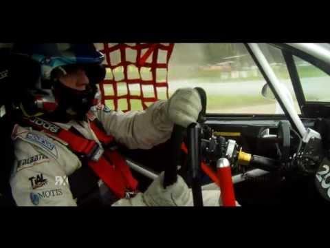 Albatec Racing // Andy Scott in the semi-final on RallycrossRX of Austria