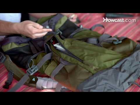 How to Pack for Mountain Hiking