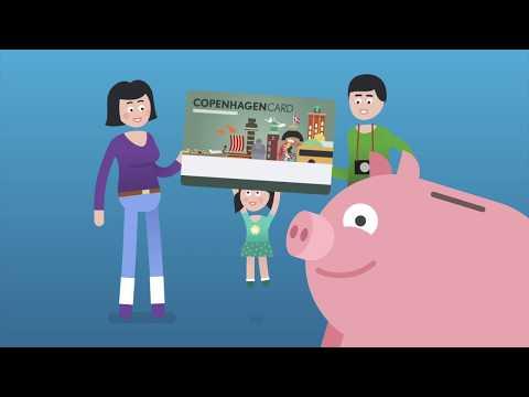 Copenhagen Card - How it works