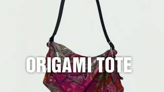 Origami Tote -  A.WAB by O.VAHFX