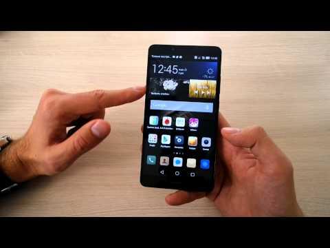 Видео обзор Huawei Ascend Mate 7