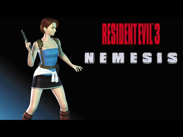 Resident Evil 3: Nemesis - Início do gameplay (PT-BR)