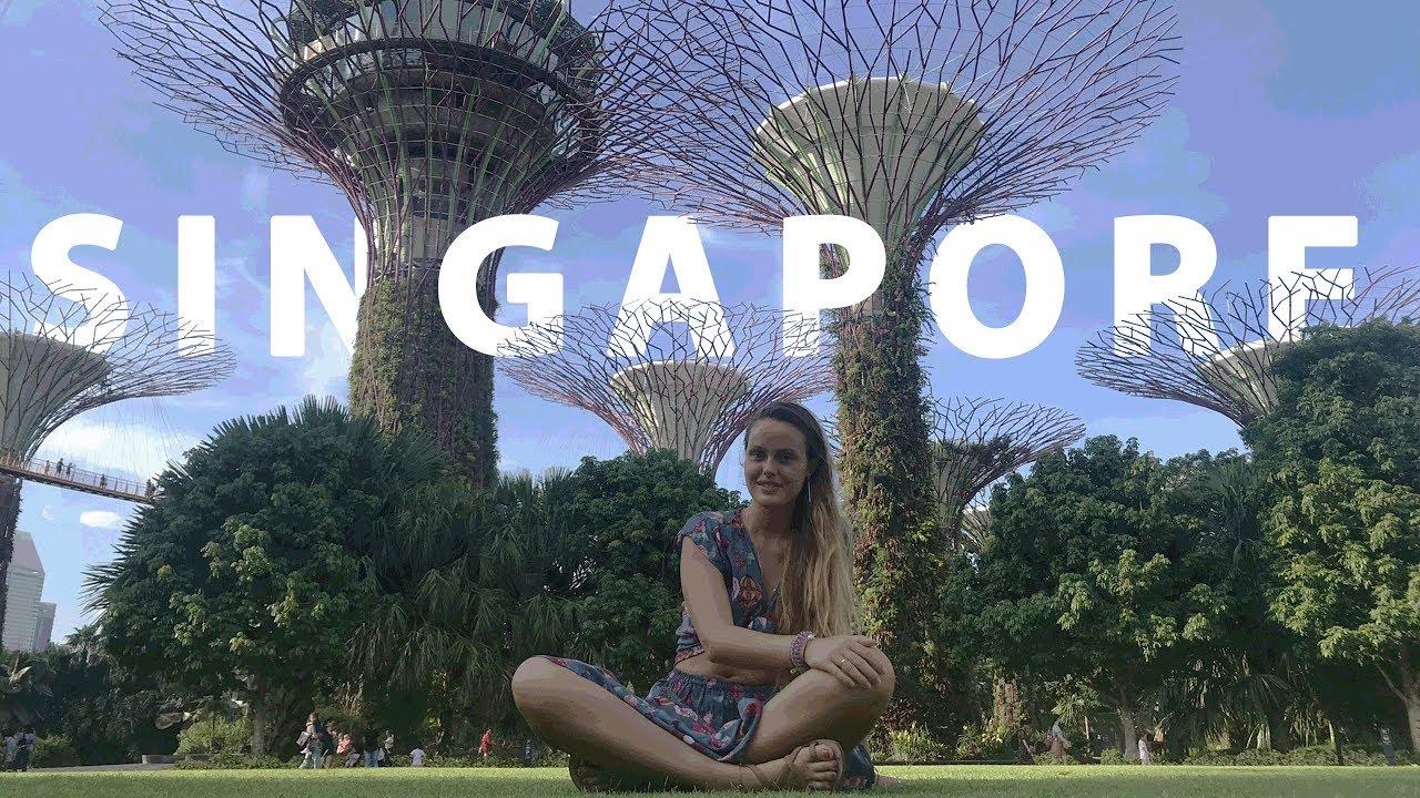 Путешествие в Сингапур 2019
