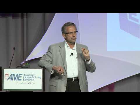 Barry-Wehmiller Chairman and CEO Bob Chapman AME Keynote ...