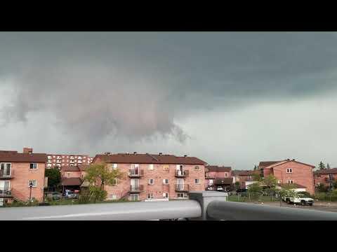 Ottawa  / Gatineau tornado Sept.21 ,2018 ! ( Watch til end / info in description)