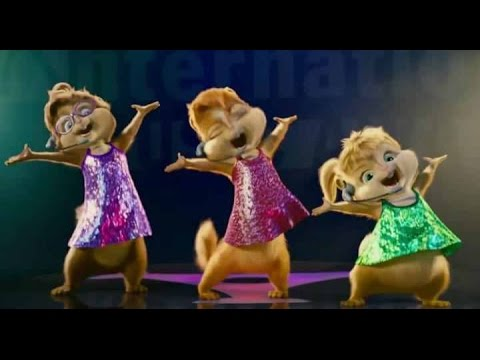 Charli XCX - After The Afterparty Ft. Brittany & The Chipettes (Alvin & Chipmunks)