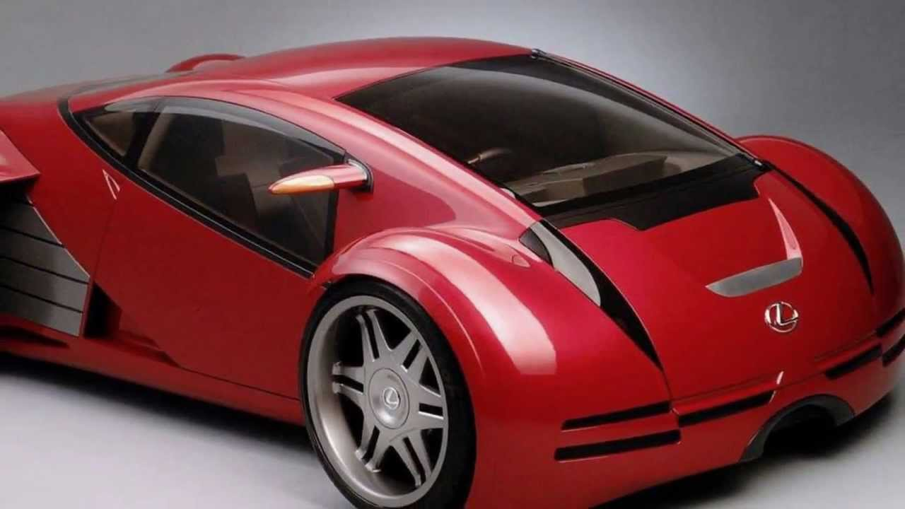 lexus minority report sports car 2054 youtube. Black Bedroom Furniture Sets. Home Design Ideas