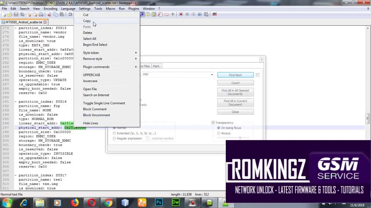 RomKingz: How to remove FRP (Google Account Lock) on INFINIX