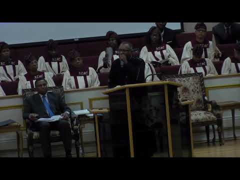 "Apostolic Preaching: ""I am sold out for holiness"" (Dr. Cawley)"