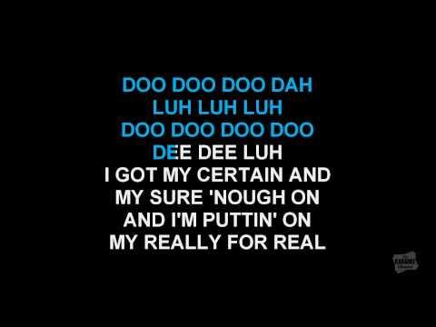 Boogie Down in the style of Al Jarreau