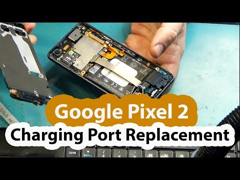 Google Pixel 2 USB-C charging port replacement