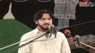 Zakir Iqbal Hussain Bajjar @ salana Majlis Aza 20/4/2012 at shah shamas tabraiz Multan