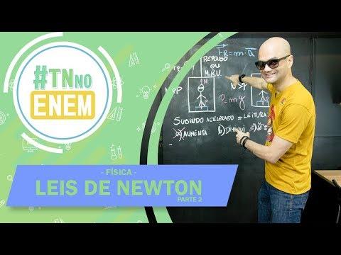 Leis de Newton - Parte 2