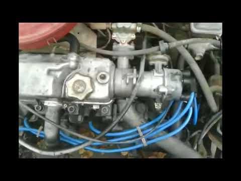 Стук в двигателе ВАЗ 2109.