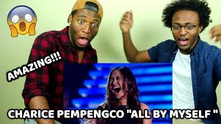 Charice Pempengco - All By Myself (AMAZING!!!) (REACTION)