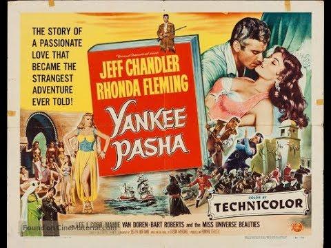 Download Película de AVENTURAS: Yankee Pasha 1954. Castellano
