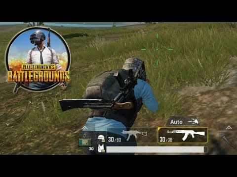 PUBG MOBILE - Winner Winner Chicken Dinner!!! [SOLO Deathmatch] - Android Gameplay, Walkthrough]