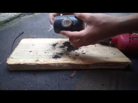 Как быстро отремонтировать киянку, как удлинить пластиковую стяжку.