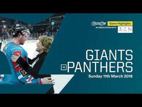 Stena Line Belfast Giants v Nottingham Panthers