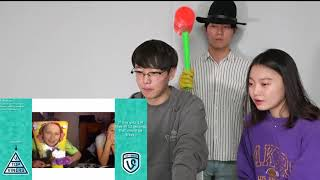 Korean Reactors Trying Out TRY NOT TO LAUGH CHALLENGE