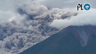 diminuye actividad de volcán de fuego